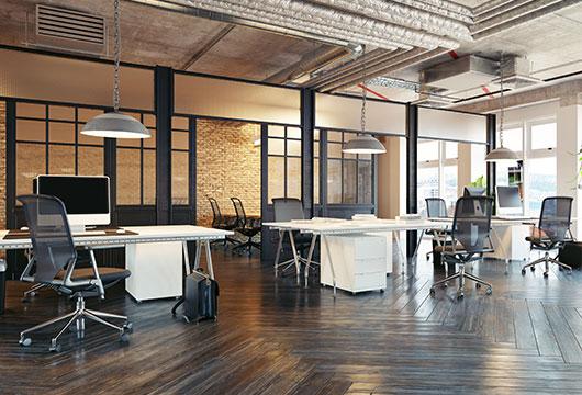 >Açık Ofis Alanları