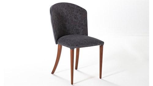 Premium Sandalye 6151 - Batik Gri (2 Adet) görseli