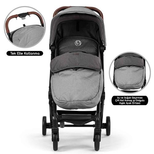 Jet Kabin Tipi Bebek Arabası görseli