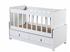 Çekmeceli Sallanır Bebek Beşiği D-201 görseli, Picture 1