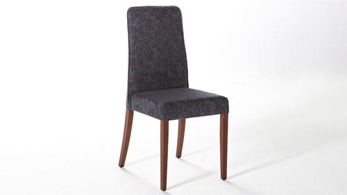 Premium Sandalye 6150 - Batik Gri (2 Adet) görseli