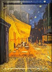 Gece Kahvesi Tablosu  görseli