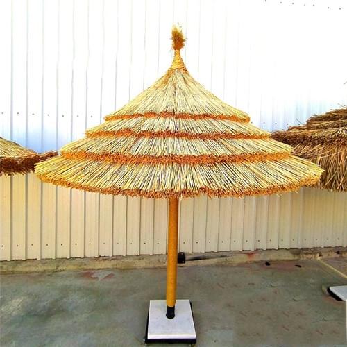 Hasır Üçgen Şemsiye görseli